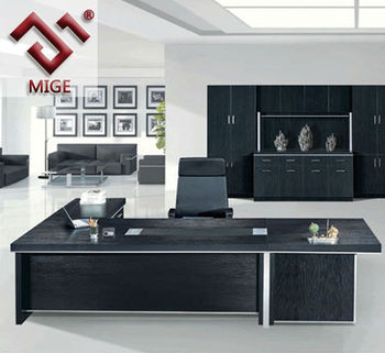 Modern Executive Office Desk : Office Furniture - Buy Modern Executive Desk Modular Office Furniture ...