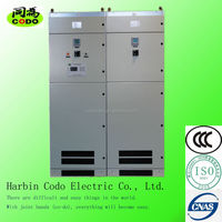 low voltage reactive power compensator switchgear