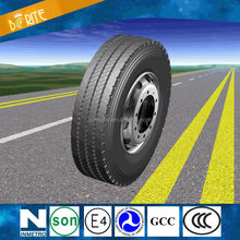 All steel radial truck tire 1200R20 certificated for Mid-East Market on promotion