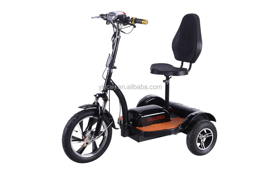3 Wheel Mobility Electric Scooter The Disabled Three Wheel Motorcycle Zappy Buy 3 Wheel