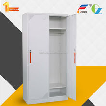 Thin Edge Design 2 Door Clothing Steel Locker/Wardrobe
