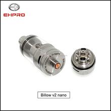 Ehpro billow v2 nano kit 100w temperature control shop electronic cigarette 50w box mod