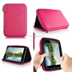 For ipad mini/ for samsung tab Shockproof Protective Hard Shell Skin Case Pouch Bag
