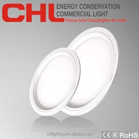 2015 Modern Lighting ce emc rohs slim led downlight