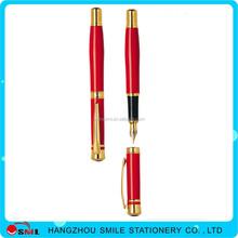 School Supplies Wholesale custom wooden fountain pen