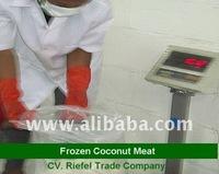 Frozen Coconut Chunk