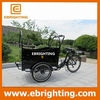dutch bicycle 250cc water cooler three wheeler tricycle cargo bike company