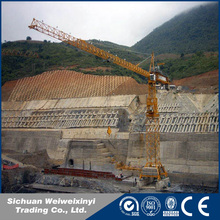 SCM Topkit Tower Crane for Sale/Tower Crane in China/Stationary&Traveling