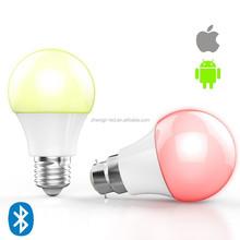 110v led mini light bulb lamp bluetooth home smart lighting