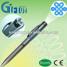 branded projector led multi function pens for promotion