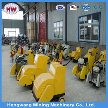 Easy to use Asphalt Concrete Road Cutter for Cutting Concrete for sale