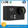 waterproof 2 inch sport camera with12M/8M/5M/2M effective Pixels