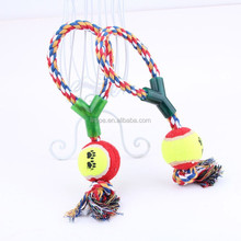 soft natural rubber ball pet toy for dog