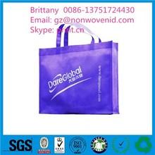 China wholesale promotional pp nonwoven shopping bag