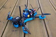 glass fiber/carbon fiber mini 250 FPV quadcopter frame , 3k OEM carbon frame