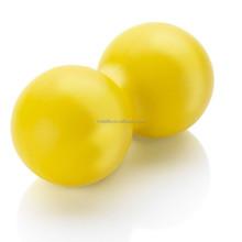 ecofriendly rubber peanut massage ball