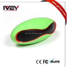 Big Eye Bluetooth Speaker Fashion Design Super Bass Bluetooth 3.0 Wireless Speaker for multimedia