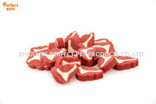 wholesale fish food(two-tone shaped T-STEAK mini bone)