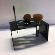Shenzhen Manufacturer supplies clear acrylic shaving brush stand