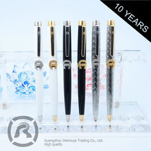 Wholesale Fashion Style Customized Design Ball Point Pen Simple For Business Occasions
