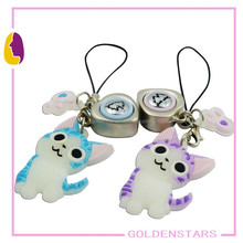 Automatic pronunciation Cute Sound Keychain Music voice Key ring