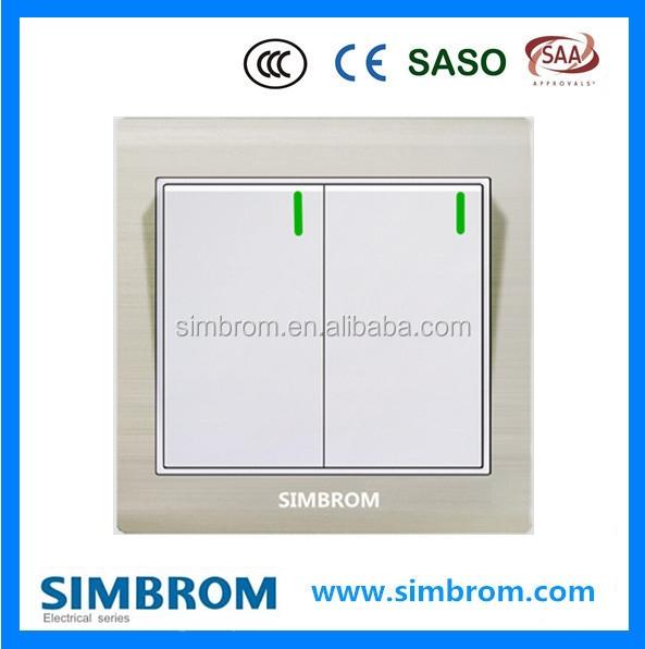 hot wall switch