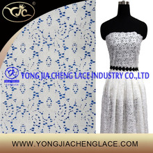 Nigeria/ African charming lace fabrics for woman apparel (YJC81057)