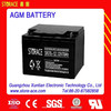 12v 70ah AGM battery (SR70-12)