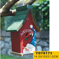 Colourful Antique Cheap Bird House Designs/Fancy Bird Breeding Cage