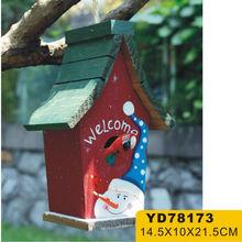 Colourful antique cheap bird house designs/bird breeding cage
