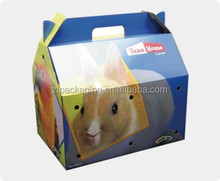 pet carrier cardboard box