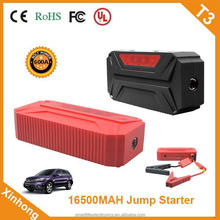 61.05WH 24V 12V 500A ce fcc rohs approved Hold Charge half year multifunction jump starter for automotive