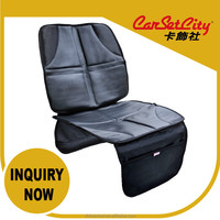 (CS-27418 b) CarSetCity Waterproof Scratch Proof Car Seat Protector Cover for Infant Baby Car Seat