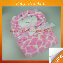 Cute child baby girl blankets/china wholesale plush blanket/wholesale blanket New Born Crochet Blanket Lyd-1045