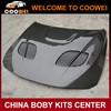 Carbon fiber GTR style hoods for BMW f30 2013 up