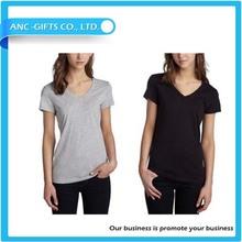 wholesale cheap logo printed customized brand t shirts