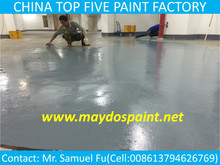 CHINA TOP FIVE PAINT FACTORY-MaydosCHINA TOP FIVE PAINT FACTORY-Maydos Resistant Epoxy Floor Industrial