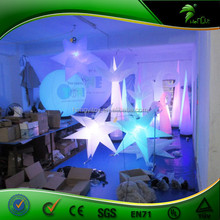 Various Style Inflatable LED Lighting Cone/Lamp Post/Star light