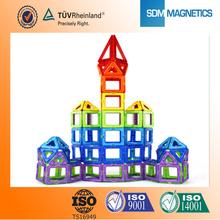 SDM Hot selling ABS plastic magnetic sticks toys