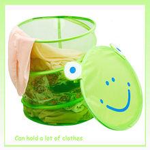 The most popular laundry basket best household nylon mesh laundry bag