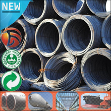 Competitive Price Hot Sale 20mm wire rod coil price carbon structure steel Q215-235 Tianjin