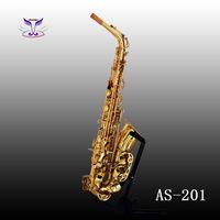 World musical instrument cheap good quality saxophone for children