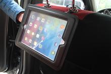 12.9 headrest mount case for ipad pro, headrest mount tablet case