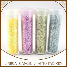 2015 spring colorful polyester glitter powder