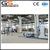 Internal and external cable material granules making machine single screw extruder