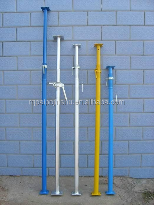Steel Scaffolding Parts : Factory price steel scaffolding prop parts for pipe