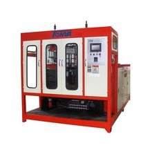 10 Litre plastic container double station extrude machine