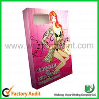 dongguan factory environmental customized romant sex toy box