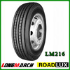 255/70r22.5 265/70r19.5 longmarch truck tyre supplier