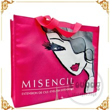 2015 Wholesale Grocery Tote PP Non woven Bag, Shopping Bags